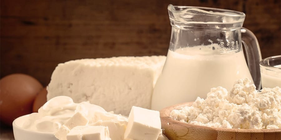 The keto diet doesn't put a limit on dairy feature